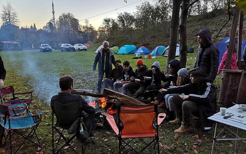 Samsun Takev Anadolu Lisesi Kamp