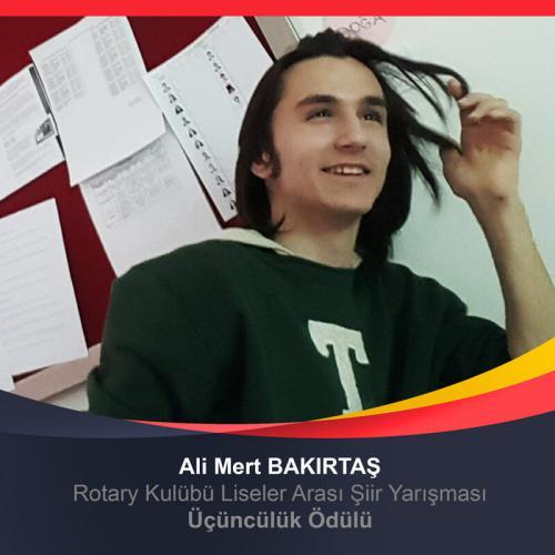 Ali Mert Bakırtaş