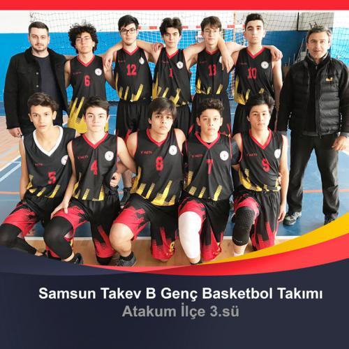 Samsun Takev B Genç Basketbol Takımı