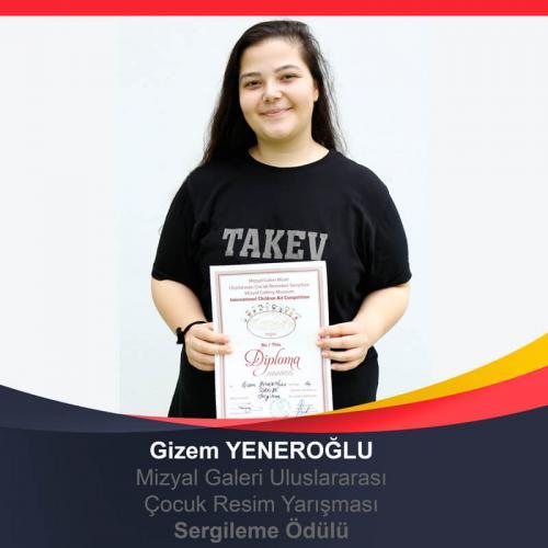 Gizem Yeneroğlu