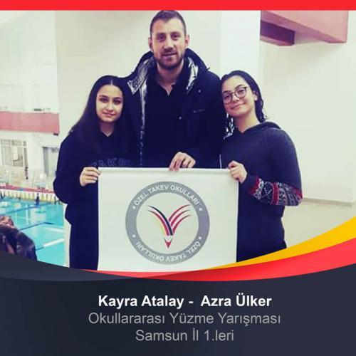 Kayra Atalay - Azra Ülker