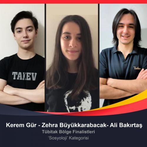 Kerem GÜR, Zehra BÜYÜKKARABACAK, Ali BAKIRTAŞ
