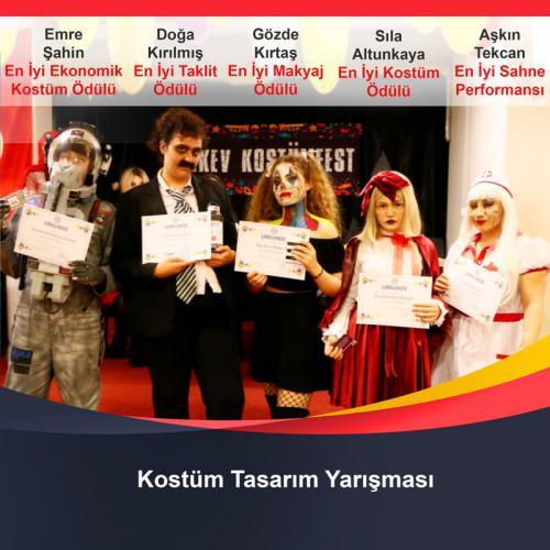 Kostüm Tasarım Yarışması